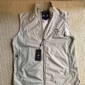 Polo Gray US Open 2014 Golf vest